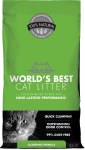 World's Best Cat Litter Clumping 14lbs