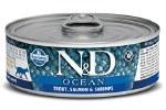 N&D 2.8oz Trout, Salmon, & Shrimp