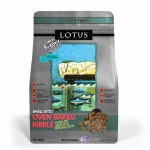 Lotus 4 lb Small Bites Sardine & Herring Recipe