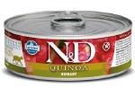 N&D 2.8oz Quinoa Duck Urinary