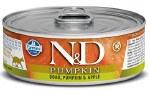 N&D 2.8oz Boar, Pumpkin, & Apple