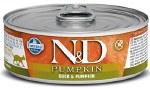 N&D 2.8oz Duck & Pumpkin
