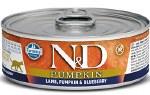 N&D 2.8oz Lamb, Pumpkin, & Blueberry