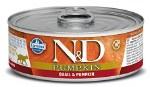 N&D 2.8oz Quail, Pumpkin, & Pomegranate