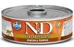 N&D 2.8oz Venison & Pumpkin Recipe