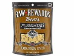 Northwest Naturals 3oz Bison Liver Treats Dog & Cat