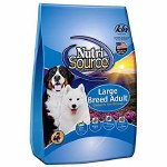 NutriSource 30lbs Large Breed Chicken & Rice