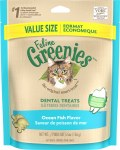 Greenies 5.5oz Dental Treats Ocean Fish Cat