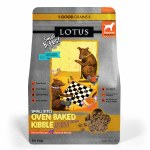 Lotus 5 lb Oven Baked Chicken Senior Small Bites