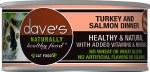 Dave's 5.5oz Turkey & Salmon