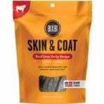 BIXBI 5oz Skin & Coat Beef Liver Jerky