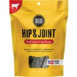 BIXBI 12oz Hip & Joint Beef Liver Jerky