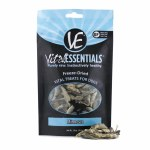 Vital Essentials Freeze Dried Minnow Treats 1oz