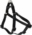 "Coastal Comfort Harness - Black 20""-30"""