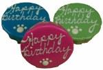 Happy Birthday Cake Cookie