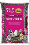 Wild Delight Fruit N' Berry Bird Food 5lbs