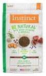 Nature's Variety 4 lb Be Natural Lamb & Oatmeal