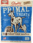 Primal 2oz Turkey Liver Munchies