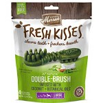 Merrick Fresh Kisses 6.5oz Large Coconut Dental Chew - 4ct