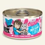 BFF 2.8oz Tuna & Chicken Check Please! Play Pate