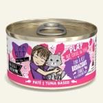 BFF 2.8oz Tuna & Beef Bodacious Play Pate