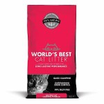 World's Best Cat Litter Multiple Cat Clumping 7lbs