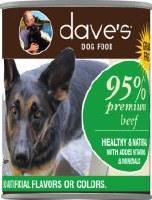 Dave's 95% Premium Meats Beef 13oz