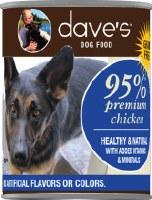 Dave's 95% Premium Meats Chicken 13oz