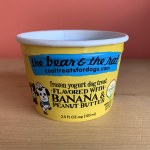 The Bear & The Rat Banana & Peanut Butter Froyo - Single FROZEN