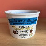 The Bear & The Rat Goat Milk with Coconut Froyo - Single FROZEN