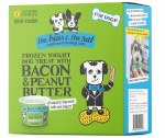 The Bear & The Rat Bacon Icecream 4 Pack