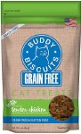 Buddy Biscuits 3oz GF Chicken Cat Treats