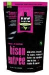 Raw Bistro 3 lb Bison Patties FROZEN
