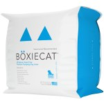 Boxie Cat 28 lb Unscented Litter