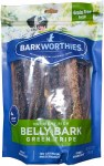 **CLEARANCE** Barkworthies 7oz Belly Bark - Lamb Tripe Pack