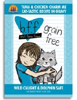 BFF Tuna & Chicken Charm Me Pouch 3oz