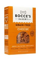 Bocce's Bakery's Grain Free Cheese Dog Biscuits 12oz
