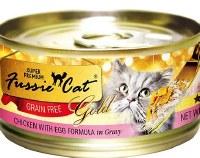 Fussie Cat Chx Egg Gravy 2.82oz