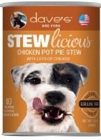 Dave's Stewlicious Chicken Pot Pie 13oz