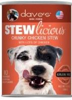 Dave's Stewlicious Chunky Chicken Stew 13oz