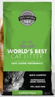 World's Best Cat Litter Clumping 28lbs