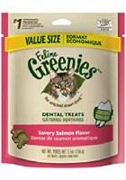 Greenies Dental Treats Salmon Cat 2.5oz