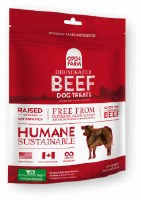 Open Farm 4.5oz Beef Treats