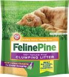 Feline Pine Natural Pine Clumping Litter 14lbs