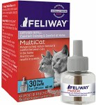 Feliway MultiCat 30 Day Refill for Diffuser