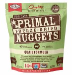 Primal 14oz Freeze Dried Qauil Cat