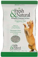 Fresh & Natural Fragrance Free Litter 20lbs