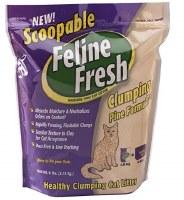 Feline Fresh Clumping Litter 17lbs