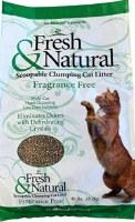 Fresh & Natural Fragrance Free Litter 40lbs