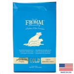 Fromm 15 lb Gold Large Breed Puppy Dog